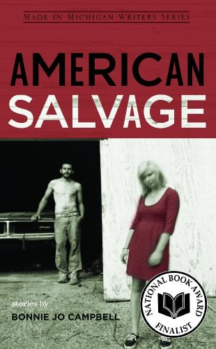 American Salvage 9780814334867