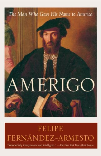 Amerigo: The Man Who Gave His Name to America 9780812972986