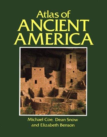 Ancient America 9780816011995