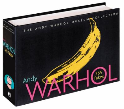 Andy Warhol: 365 Takes: The Andy Warhol Museum Collection 9780810943292