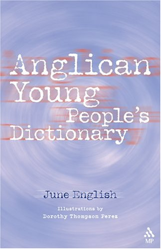 Anglican Young People's Dictionary 9780819219855