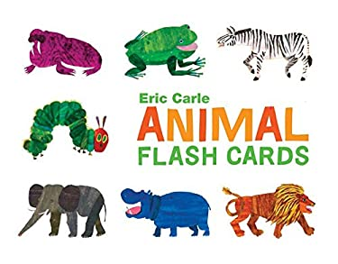 Animal Flash Cards 9780811852562