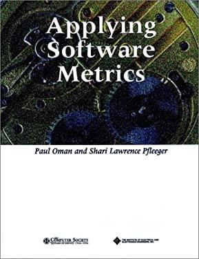Applying Software Metrics 9780818676451