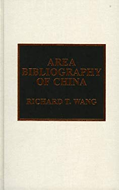 Area Bibliography of China 9780810833500