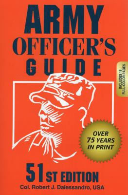Army Officer's Guide 9780811735285