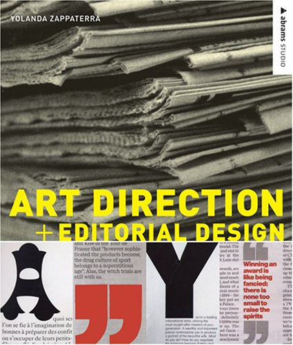 Art Direction + Editorial Design 9780810993778