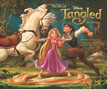 The Art of Tangled 9780811875554