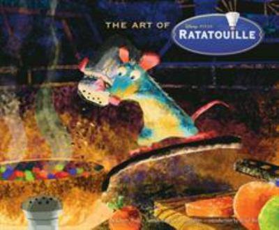 Art of Ratatouille 9780811858342