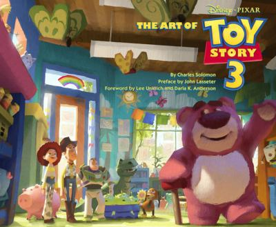 The Art of Toy Story 3 9780811874342