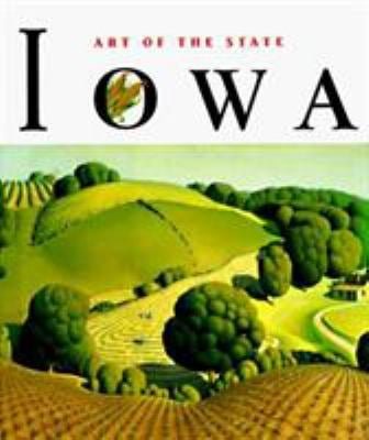 Art of the State Iowa 9780810955509
