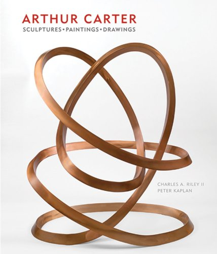 Arthur Carter: Sculptures, Paintings, Drawings 9780810905955