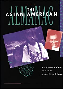 Asian American Almanac 1 9780810391932