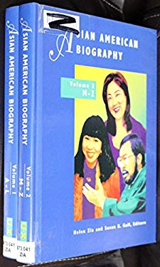 Asian American Biography 2 Vols 9780810396876