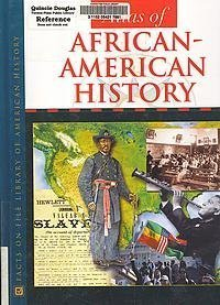 Atlas of African-American History 9780816037001