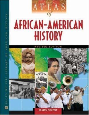 Atlas of African-American History 9780816067138