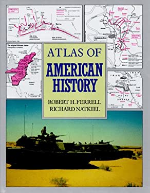 Atlas of American History 9780816034413