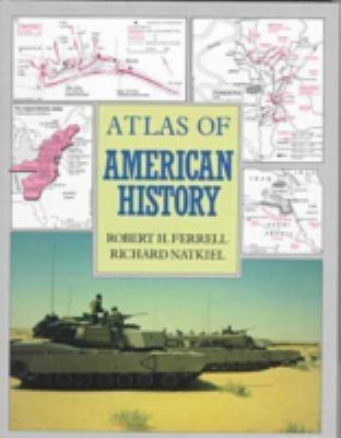 Atlas of American History 9780816037025