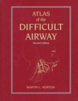 Atlas of the Difficult Airway 9780815164333