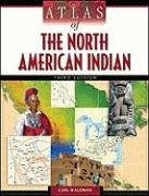 Atlas of the North American Indian 9780816068593
