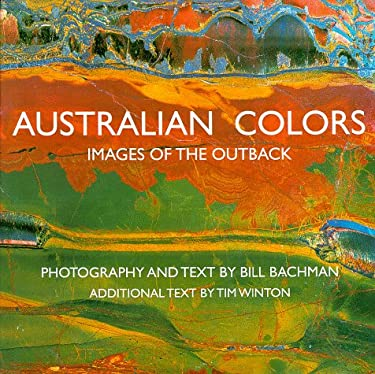 Australian Colors: Images of the Outback 9780817442347