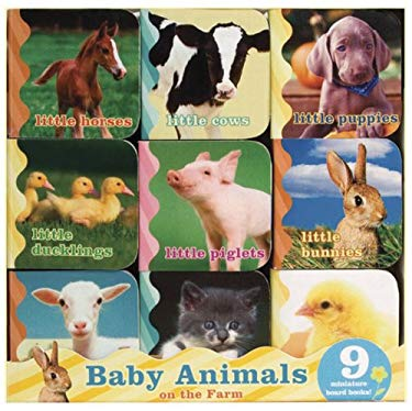 Baby Animals on the Farm 9780811863087