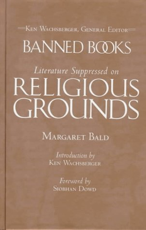 Banned Books: Literature Suppressed on Religious Grounds: Literature Suppressed on Religious Grounds 9780816033065