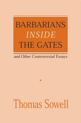 Barbarians Inside the Gates and Other Controversial Essays 9780817995829