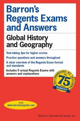 Barron's Regents Exams and Answers: Global History & Geography 9780812043440