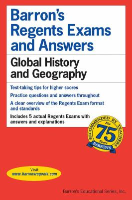Barron's Regents Exams and Answers: Global History & Geography