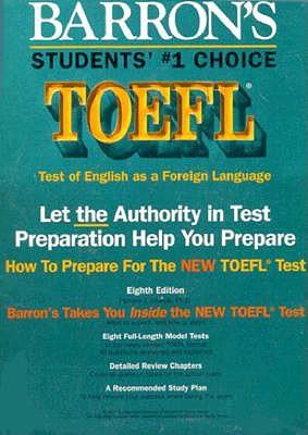 Barron's TOEFL 9780812084207