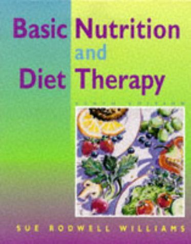 Basic Nutrition & Diet Therapy 10 Ed 9780815192343