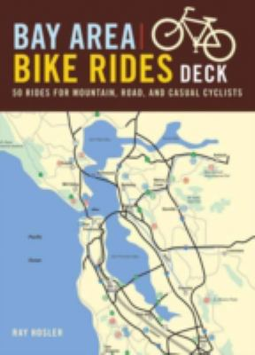 Bay Area Bike Rides Deck 9780811865265