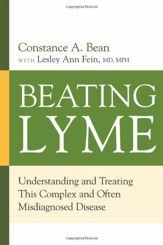 Beating Lyme: Understanding and Treating This Complex and Often Misdiagnosed Disease 9780814409442