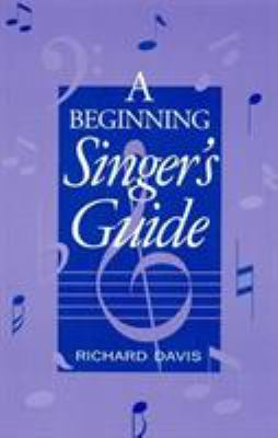 Beginning Singers Guide 9780810835559
