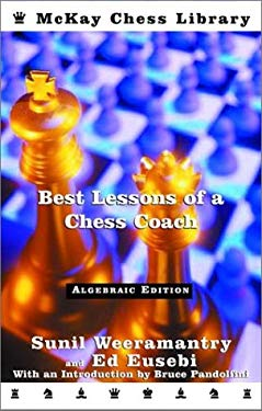 Best Lessons of a Chess Coach 9780812922653