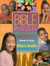 Bible Puzzles for Children, Volume 3 - Maschke, Ruby A.