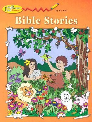 Bible Stories: Find Picture Puzzle 9780819811639