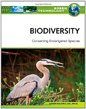Biodiversity: Conserving Endangered Species 9780816071975