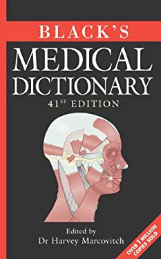 Black's Medical Dictionary 9780810857131