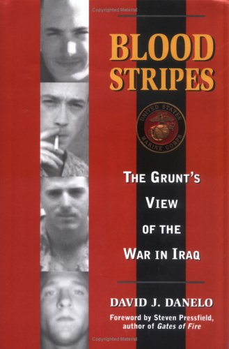 Blood Stripes: The Grunt's View of the War in Iraq 9780811701648