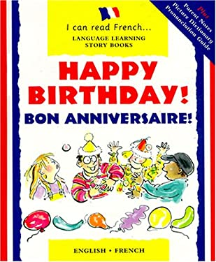 Bon Anniversaire!: Happy Birthday 9780812065817