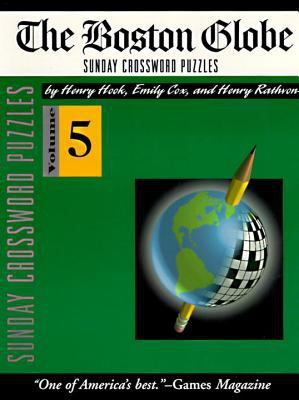 Boston Globe Sunday Crossword Puzzles, Volume 5 9780812927467