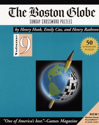 Boston Globe Sunday Crossword Puzzles, Volume 9 9780812932911