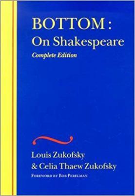 Bottom: On Shakespeare 9780819565488