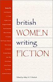 British Women Writing Fiction 3484305