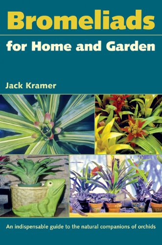 Bromeliads for Home and Garden 9780813035444