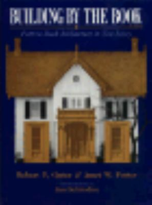 Building by the Book: Pattern Book Architecture in New Jersey 9780813518480