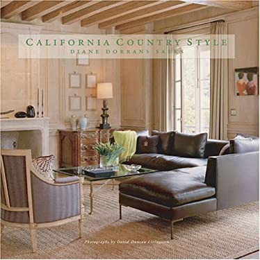 California Country Style 9780811851817