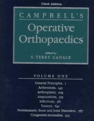 Campbell's Operative Orthopaedics 9780815120872