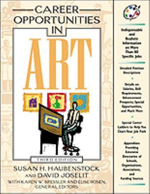 Career Opportunities in Art 9780816042456